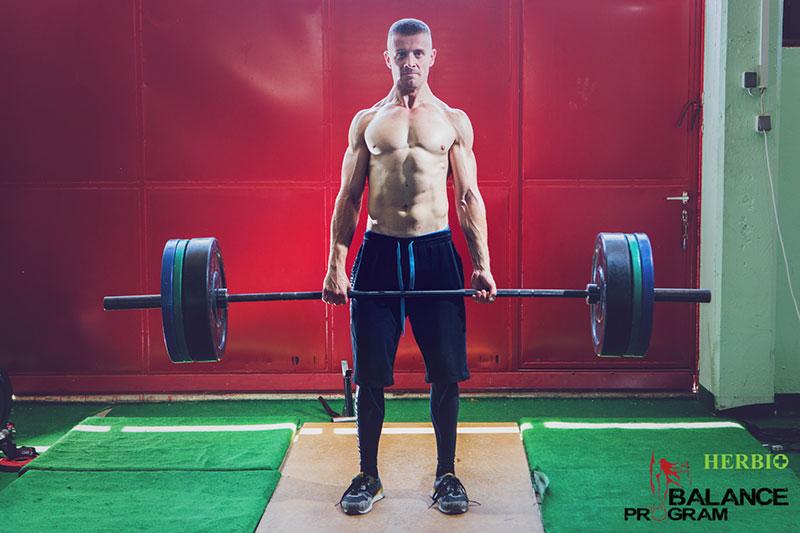 Tablice treninga za mišićnu jakost